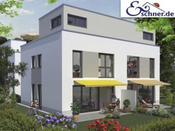 Schicke Neubau-Doppelhaushälfte in Zeilsheim – wohnen im Grünen!, 65931 Frankfurt-Zeilsheim, Doppelhaushälfte