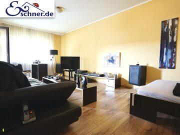 Perfekt für Singles o. Kapitalanleger: Gemütliches 1-Zimmer-Appartement zentral in Nauheim, 64569 Nauheim, Wohnung